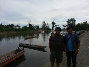 Kanal di Waisai