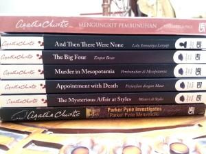 Beberapa koleksi Poirot